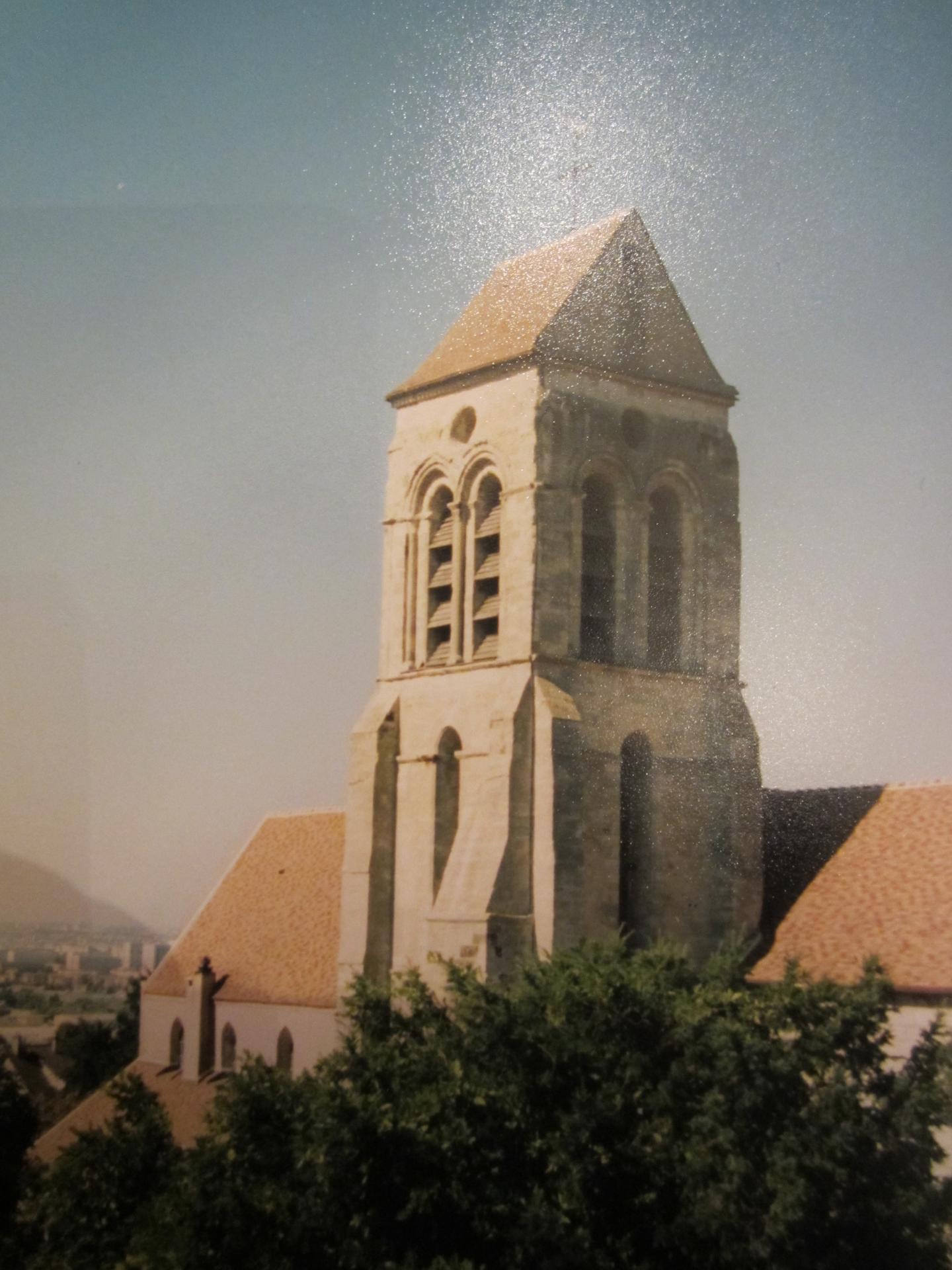 L'église Saint-Martin à Sucy-en-Brie