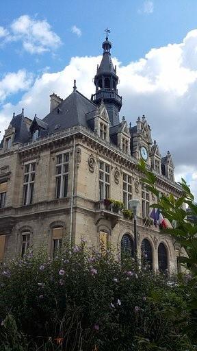 L'hôtel de Ville de Vincennes
